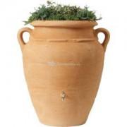 Garantia regenton amphora zand 360 liter met plantenbak