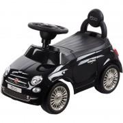 Masinuta fara pedale Fiat 500 Vip Edition Sun Baby Negru