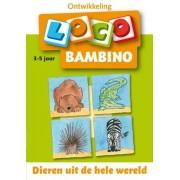 Boosterbox Bambino Loco - Dieren uit de hele wereld (3-5 jaar)