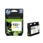 Tinteiro HP 933XL Amarelo - Officejet - CN056AE