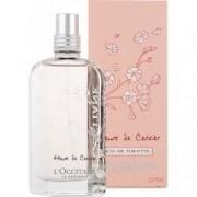 L'Occitane Fleurs de cerisier - eau de toilette donna 75 ml