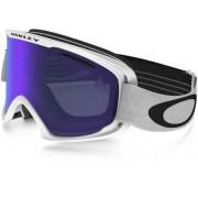 Oakley O Frame 2.0 XM Matte Blanc Violet Iridium Masques de ski