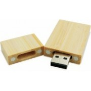 KBR PRODUCT High speed light weight designer 32GB USB 2.0 media storage device 32 GB Pen Drive(Brown)