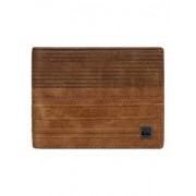Pánská kožená peněženka Quiksilver EQYAA03532 - hnědá