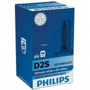 Philips D2S WhiteVision +120% 5000K 85122WHV2C1 xenon lámpa