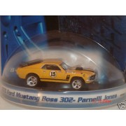 2005 Hot Wheels Real Riders 1970 Ford Mustang Boss 302