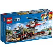 Lego Klocki konstrukcyjne LEGO City Transporter ciężkich ładunków 60183
