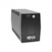 Regulador Tripp Lite VS800AVR con Batería Sustituible - Negro