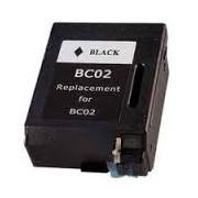 Canon BC-02 (0881A002) съвместима мастилница black