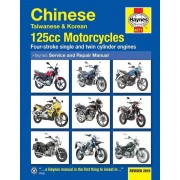 Haynes Chinese, Taiwanese & Korean 125cc Motorcycles with carburettor engines (models up to 2015) 4871