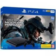 Конзола PlayStation 4 Slim 1TB + Игра Call of Duty: Modern Warfare - Bundle