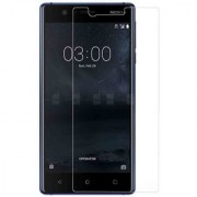 Wildfab Hammer Proof Flexiable Glass Guard Impossible Screen Protector Screen Guard (Better than Tempered Glass) for Nokia 3
