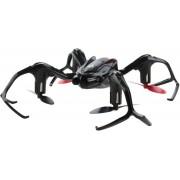 Drón, quadcopter haladók részére, RC, repülési idő 5-7 perc, hatótáv 50 méter, BRQ 115