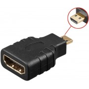 Female HDMI to micro HDMI Male adapter