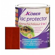 Lac protector 2 in 1 cires 2.5 l Kober,