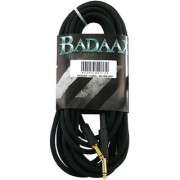 Bad Axx BA-20B-IMP 12-Inch XLR to XLR Instrument Cable