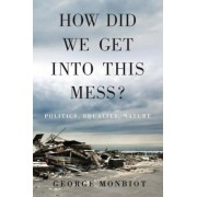How Did We Get Into This Mess?: Politics, Equality, Nature, Hardcover