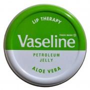 Vaseline Lip Therapy Aloe Vera 20 g Läppbalsam