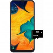 Samsung Galaxy A30 dual sim 3+32GB+ Micro SD 32 gratis- negro