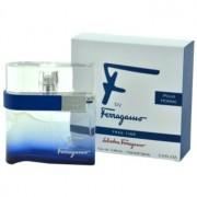 Salvatore Ferragamo F by Ferragamo Free Time eau de toilette para hombre 100 ml