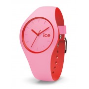Ice-Watch DUO IW001491 Pink Red Small horloge
