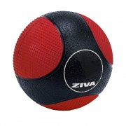 Medicine Ball Doble Textura 10 Kg Ziva 1930 Pelota Medicinal