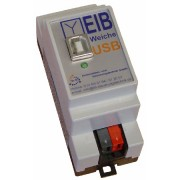 E001-H025002 - EIBWeiche USB REG Basispaket, E001-H025002