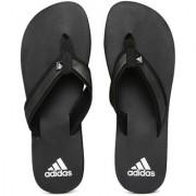 Adidas Men Black Adi Rio Attack Flip-Flops Slippers