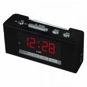 Ceas digital led alarma Radio FM VST-740