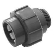 PVC Hollandi flex csőre KM 11/2 D50mm