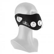 Capital Sports Breathor, черна, маска за дишане, тренинг във височина, размер S, 7 разширения, черна (CSP4-Breathor S)