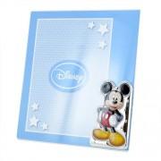 cornice da bambino a giorno mickey mouse topolino 15x20 cm plexiglass