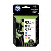 ORIGINAL HP Multipack nero / ciano / magenta / giallo X4E14AE 934XL/935XL
