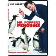 MR. Poppers penguins DVD 2011