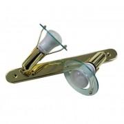CLB-200 Spot lámpa R50 2xE14 40W 230V arany