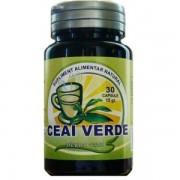 Ceai verde, 30 capsule, Herbavit