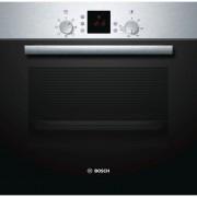 Cuptor electric incorporabil Bosch HBN431E3, clasa energetica A, 7 functii, timer electronic, grill, 66 litri, comenzi electronice, display digital, curatare catalitica, inox