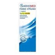 Glaxosmithkline Narhimed Naso Chiuso Adulti Spray Nasale 10ml
