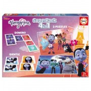 Educa Superpack Vampirina - Educa Borras