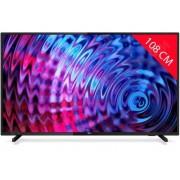 PHILIPS TV LED Full HD 108 cm 43PFS5503