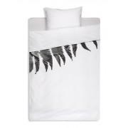 Crisp Sheets Fern dekbedovertrekset van katoen