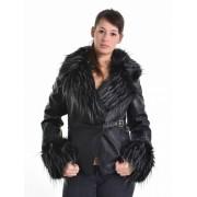 Mayo Chix női kabát MAROSINA m2017-2Marosina/fekete
