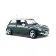 Maisto 1:24 Scale Mini Cooper Diecast Vehicle (Colors May Vary)