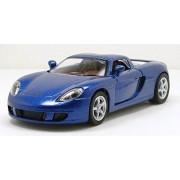 Kinsmart 1:36 Scale Porsche Carrera GT, Blue