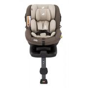 Joie scaun auto i-Anchor Advance i-SIZE cu isofix 0-18 kg si Baza I size, Wheat