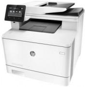 Multifunctional HP LaserJet Pro MFP M477fdw, laser color, A4, Fax, 27 ppm, Duplex, ADF, Retea, Wireless