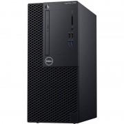 Sistem desktop Dell OptiPlex 3060 MT Intel Core i3-8100 8GB DDR4 1TB HDD Linux 3Yr BOS
