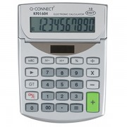Q Connect Semi-Desktop Calculator 10-digit KF01604