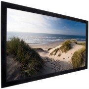 Ecrane de proiectie - Projecta - HomeScreen DELUXE 2.35:1 (cinemascope), panza HCCV 207x466