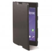 Capa Folio Ksix para Sony Xperia E4, Xperia E4 Dual - Preto